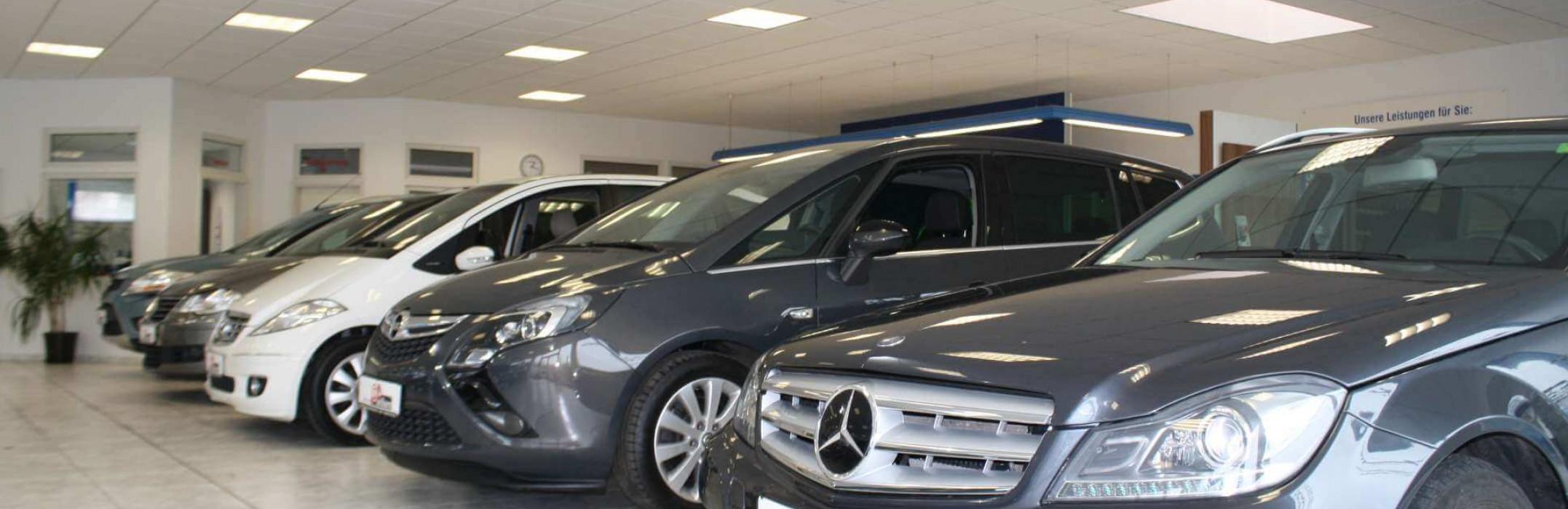 Unsere geprüften Gebrauchtwagen Angebote