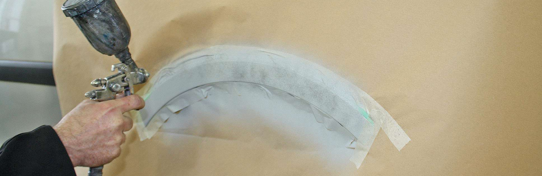 Mit Smart Repair werden Schäden in der Kfz Werkstatt beseitigt