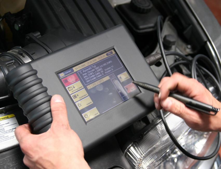 Kfz Werkstatt Autos am Posthorn mit moderner Diagnosetechnik
