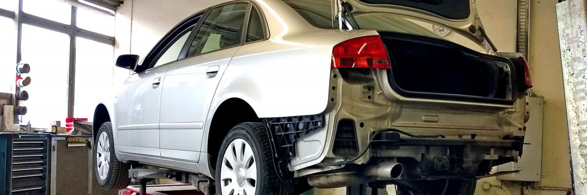 Karosserie-Reparaturen