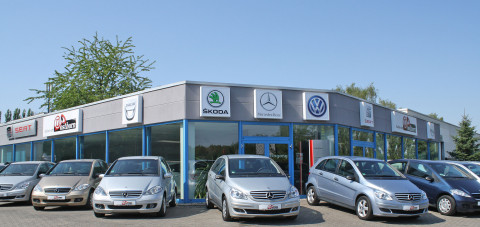 Auto-Ankauf Dessau - Gebrauchtwagen